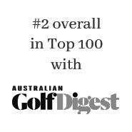 Cape Wickham #2 Overall with Golf Digest Australia